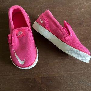 Nike Toddler Slip Ons